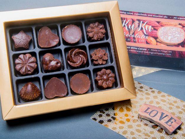 Kuku Chocolates, a box of delight